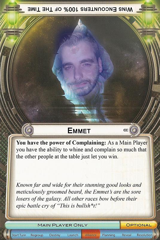 Emmet Trickster