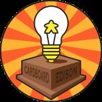 The Crafty Players Cardboard Edison
