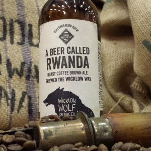 The Crafty Players Wicklow Wolf Beer Called Rwanda