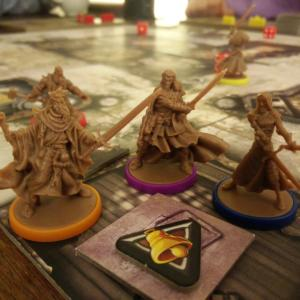 The Crafty Players Zombicide Black Plague Heroes