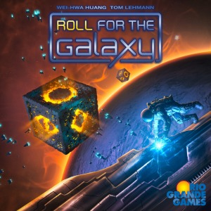 The Crafty Players Roll for the Galaxy Box Art