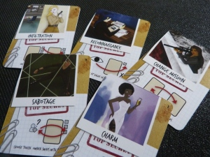 The Crafty Players Sub Rosa Cards