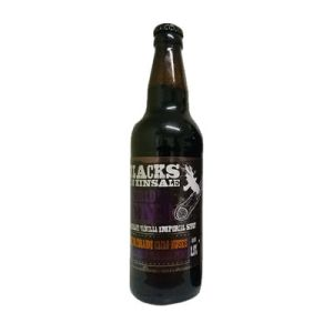 The Crafty Players Blacks of Kinsale Vanilla Imperial Stout