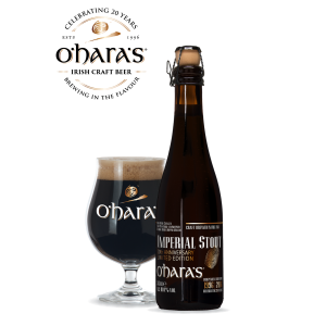 The Crafty Players OHaras Imperial Stout