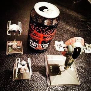 The Crafty Players X Wing Imperial Applelation Beavertown
