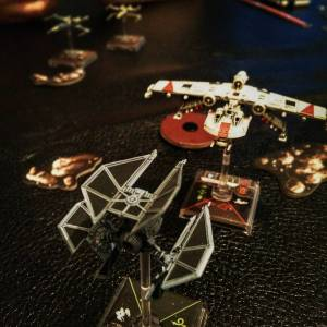 The Crafty Players X Wing TIE Defender K Wing
