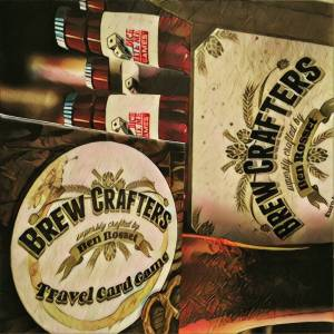 The Crafty Players Brew Crafters And Card Game